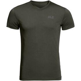 Jack Wolfskin JWP T-Shirt Heren, green pine
